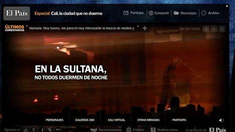 Revisa estos documentales transmedia, una lista de José Luis Orihuela | Nuevos medios y vida digital | Scoop.it
