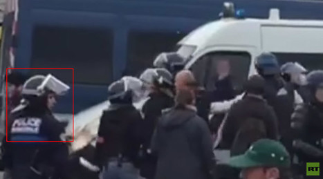 French police union files complaint against Calais after RT video of general's arrest | Saif al Islam | Scoop.it
