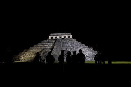 Mexico finds water tunnels under Pakal tomb in Palenque | News we like | Scoop.it