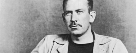 John Steinbeck's 6 Writing Tips | Writing | Scoop.it