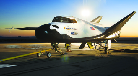 DLR Renews Cooperation with SNC on Dream Chaser | The NewSpace Daily | Scoop.it