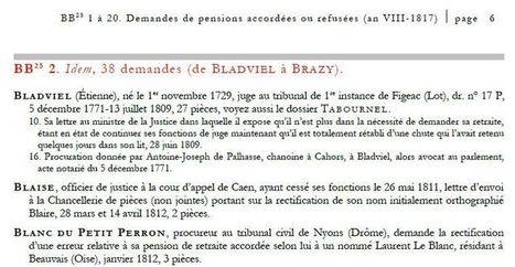 Des ressources généalogiques dans la Salle des inventaires virtuelle des archives nationales - d'Aïeux et d'Ailleurs | Nos Racines | Scoop.it