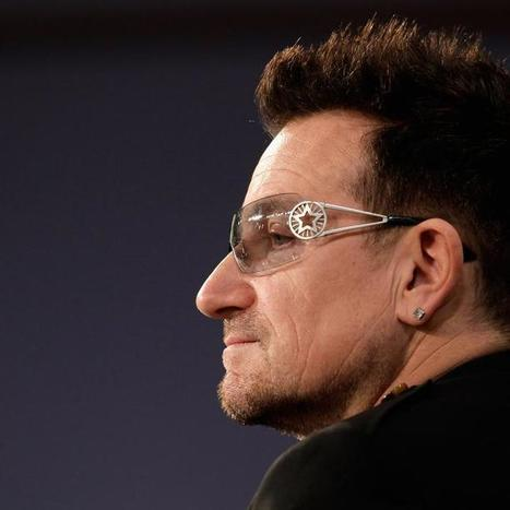 Bono Embraces 'Inner Nerd' at TED: Big Data Will Solve Extreme Poverty | Erratically Impacting Unity | Scoop.it