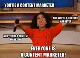 The No. 1 Way To Fail At Content Marketing | Social Media Today | Keep It Light - Global Issues | Scoop.it