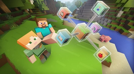 Home - Minecraft Education Edition | Tablet opetuksessa | Scoop.it