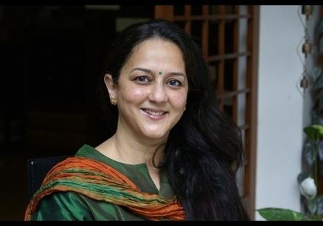 Rohini Nilekani - Chair & Founder of Arghyam. Women Investors Changing The World | Ogunte | Women Social Innovators | Scoop.it