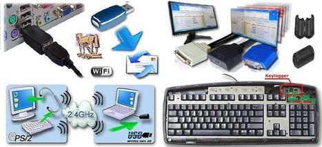 Prevención o como evitar que nos cuelen un troyano o hardware espía de forma ilegal. | Network Society | Scoop.it