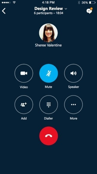 "Microsoft's ""Skype For Business"" iOS App Now Available To All 