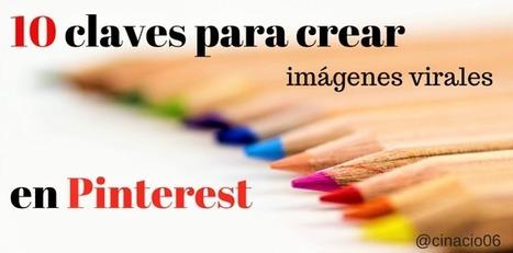 10 maneras para crear imágenes en Pinterest | Educacion, ecologia y TIC | Scoop.it