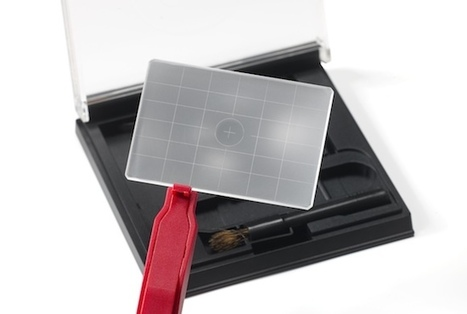 New Leica S2 grid focusing screen | Photography Gear News | Scoop.it