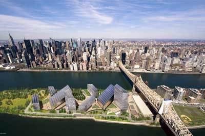 Campus Tecnológico en NY que busca ser autosuficiente con energía solar y geotérmica | El autoconsumo y la energía solar | Scoop.it