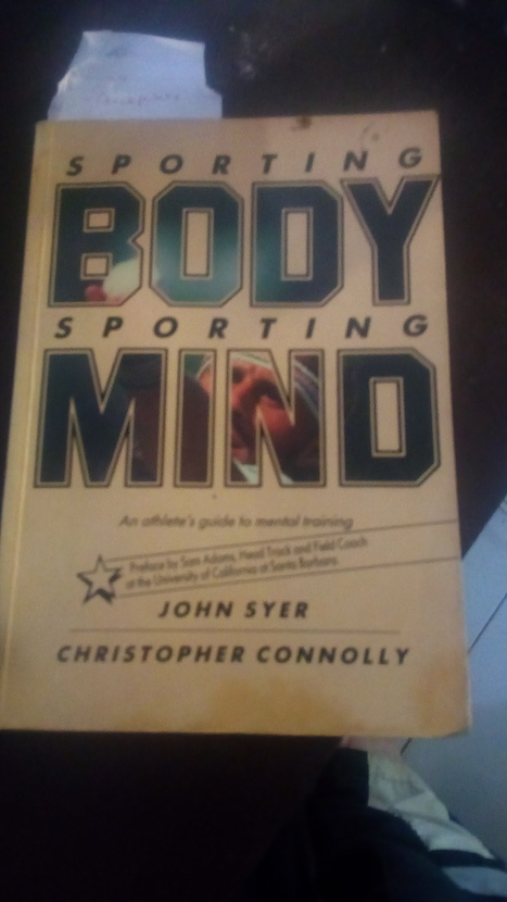 Sporting Body Sporting Mind - Book Review - Pinoyathletics.info | Philippines Track and Field | Scoop.it