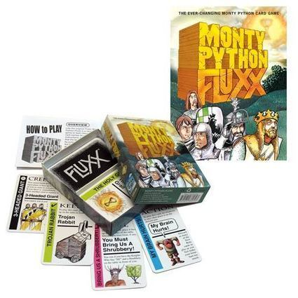 Monty Python Fluxx Game | Geek in your face | Scoop.it
