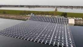 Europe's largest floating solar farm to open near Heathrow - BBC News | Renewable energy | Scoop.it