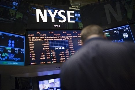 On Wall Street, realization is sinking in over the elusiveness of 'fiscal cliff' deal   Coffee Party News   Scoop.it