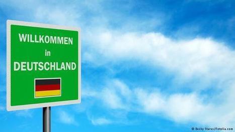 Germany's doors are 'open to the world's talent' | Germany | DW.DE | 28.04.2015 | Angelika's German Magazine | Scoop.it