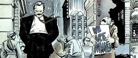 Batman: The Dark Knight Returns, la review | COMICSBLOG.fr | Ydrioss | Scoop.it