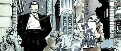 Batman: The Dark Knight Returns, la review | COMICSBLOG.fr | Ydrioss | Scoop.it
