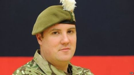 British soldier dies three years after Afghanistan shooting - BBC News | Moving minds and people in business | Scoop.it