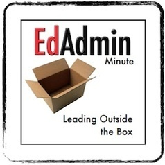 The EdAdmin Minute - one minute podcast for educational leaders | iGeneration - 21st Century Education | Scoop.it