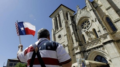 Most Americans say religion is losing influence in US poll - U.S. - WORLD - News X | BREAKING NEWS | Scoop.it