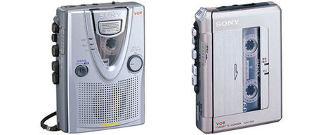 Sony to discontinue the production early 2013 of Cassette Player/ Recorder | It's Show Prep for Radio | Scoop.it