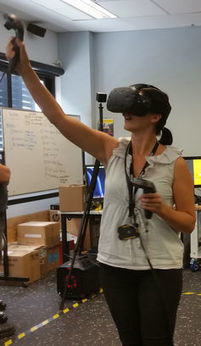 Shifting the field of view: science stories in virtual reality | Augmented, Alternate and Virtual Realities in Higher Education | Scoop.it