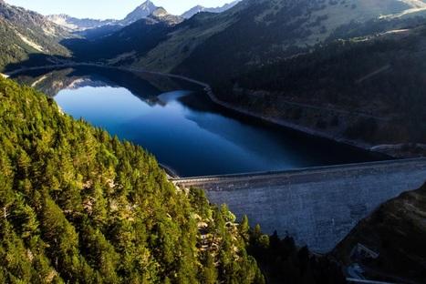 Importants travaux de la SHEM sur le barrage de l'Oule | Vallée d'Aure - Pyrénées | Scoop.it
