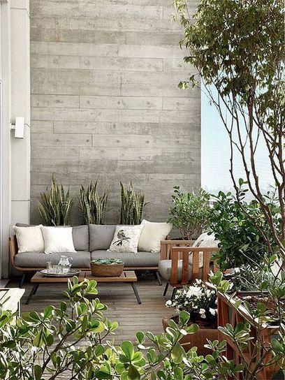 3 astuces pour transformer sa terrasse (ou son balcon) en havre de paix... | décoration & déco | Scoop.it