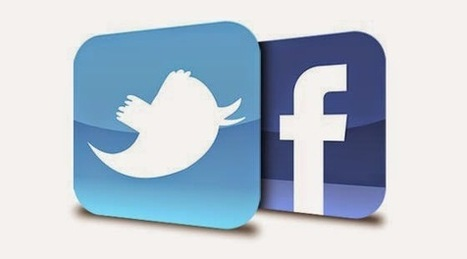Facebook connect with Twitter | Social World Tips - Guidance and advice from experts | Technology | Scoop.it