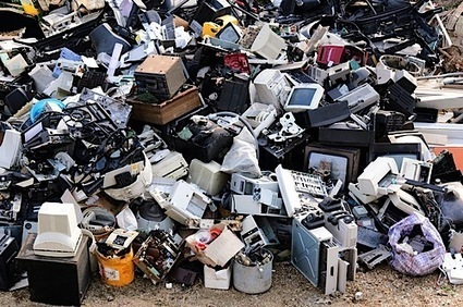 Worldwide Electronic Waste to Reach 65 Million Tons by 2017 | EcoWatch | EcoWatch | Scoop.it