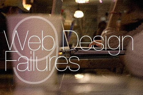 7 Reasons Why Websites Fail To Grab Attention And Generate Sales   Web Development And Hosting   Scoop.it