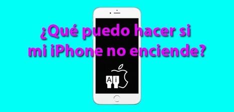 Qué hacer si mi iPhone, iPod Touch o iPad no se enciende | Santiago Sanz Lastra | Scoop.it