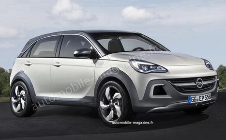Futur SUV compact Opel - Sauvé du divorce - Actualités - L'Automobile Magazine | Renault, Dacia et Opel | Scoop.it