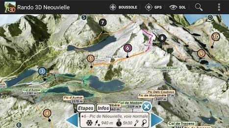 Rando 3D Néouvielle – Android Apps on Google Play | Vallée d'Aure - Pyrénées | Scoop.it
