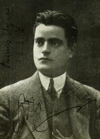 Forgotten Opera Singers: Luigi Marini (Ascoli Piceno, Italy 1885 - Ascoli Piceno, Italy 1942) | Le Marche another Italy | Scoop.it