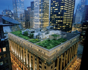 Rooftop Gardens | Eco-friendly roofs:  green, white, and garden | Scoop.it