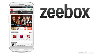 Zeebox changes channels for good with remote control feature | Video Breakthroughs | Scoop.it