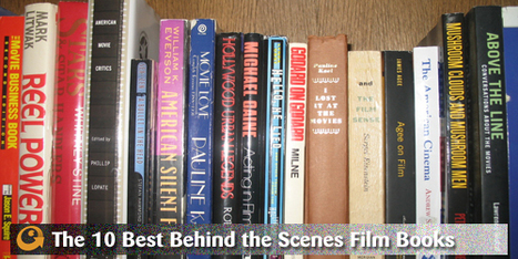 The 10 Best Behind the Scenes Film Books of All Time | Screen Right (Screenwrite) | Scoop.it