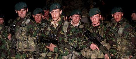 Les militaires britanniques préparent leur retrait... d'Allemagne - Monde - MYTF1News   Allemagne   Scoop.it