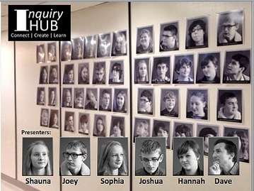 Kids Talk about Learning at The Inquiry Hub | Research EdTech and Teaching | Scoop.it