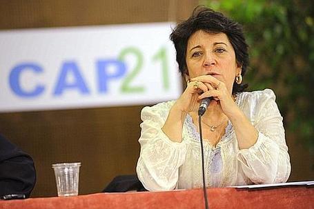 Corinne Lepage se déclare candidate à l'Elysée | vitrolles13127 | Scoop.it