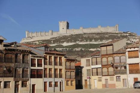 La plaza del Coso en Peñafiel, Valladolid. Tradición y belleza para una escapada   Mexicanos en Castilla y Leon   Scoop.it
