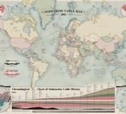 Le réseau Internet mondial en 1 image | Datacenters | Scoop.it