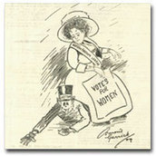 BBC NEWS   UK   The history of the suffragettes   Suffragettes   Scoop.it
