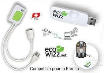 ECOWIZZ : Une prise intelligente pour maîtriser sa consommation... | Immobilier | Scoop.it