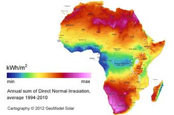 Cartographier la révolution des énergies renouvelables | Projets d'architecture et d'urbanisme en Afrique | Scoop.it