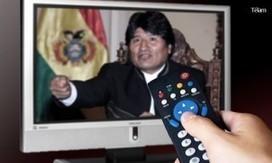Evo Morales lanzó la TV digital en Bolivia   Ciencia y Tecnología Iberoamericana   Scoop.it