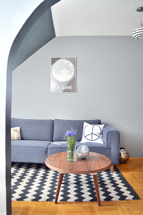 Happy Interior Blog: Wall Painting Project With Farrow & Ball | Interior Design & Decoration | Scoop.it