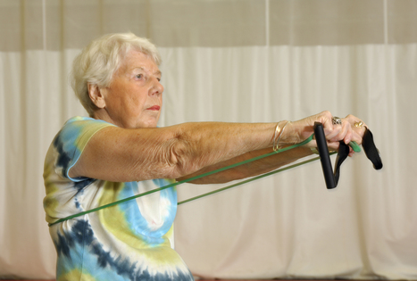 Study: Intensive exercise training program for dementia patients improves care in clinical setting | Social Neuroscience Advances | Scoop.it